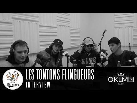 Youtube: #LaSauce – Invités: Les Tontons Flingueurs sur OKLM Radio 18/04/2017