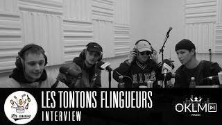 #LaSauce - Invités : Les Tontons Flingueurs sur OKLM Radio 18/04/2017