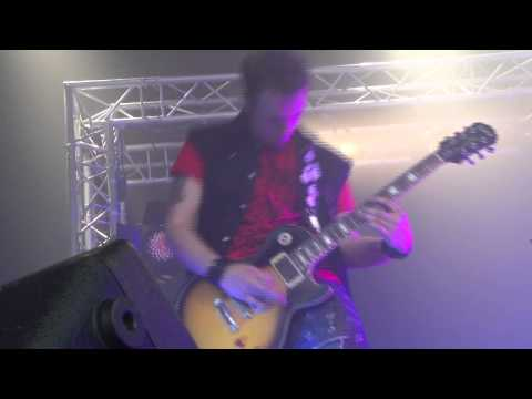 Born to be wild - Hinder (The Reach Cover) Live Music Video HD.