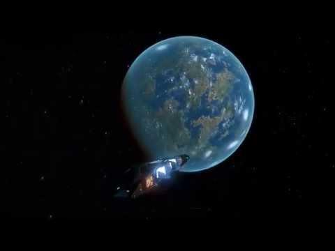 Elite Dangerous Earth Like Planet