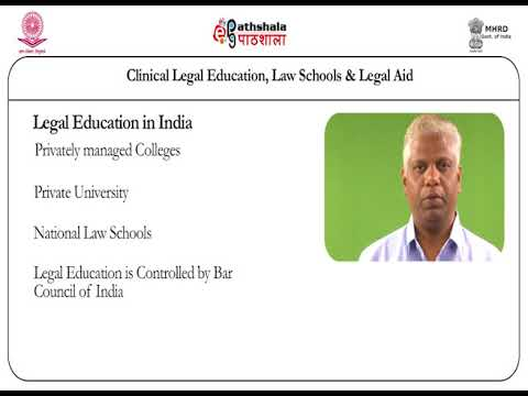 Clinical Legal education Law schools and Legal Aid