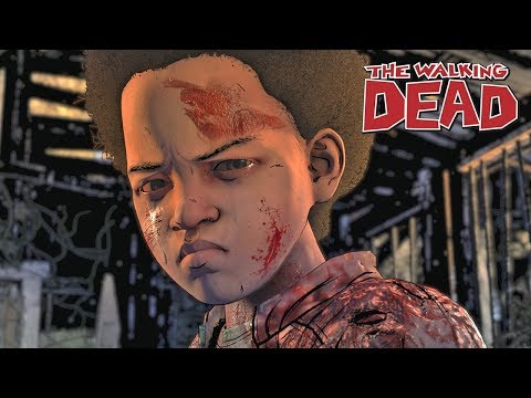 THE WALKING DEAD : THE FINAL SEASON #17 | CHOREI MUITO 😭