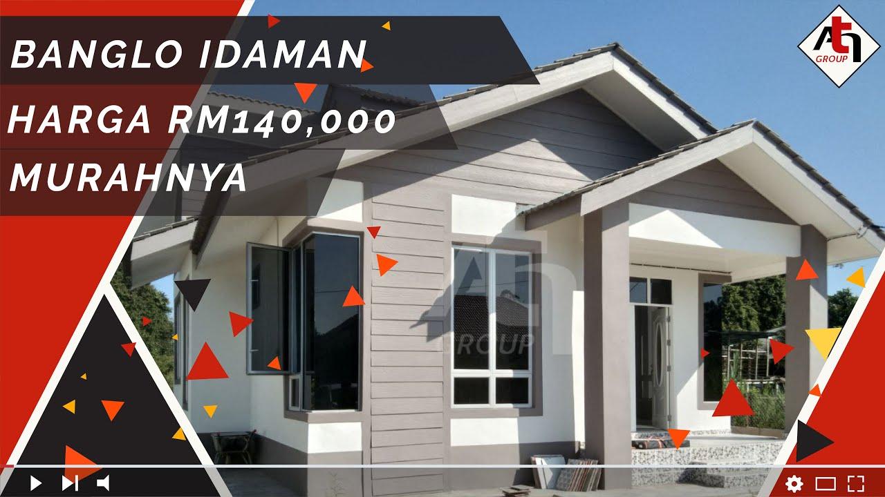 Bina Rumah Atas Tanah Sendiri Rumah Paling Murah Di Kelantan Youtube