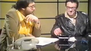Derribos Arias en Musical Express (1983) 2/3 - Entrevista a Poch + A flúor (vídeo)