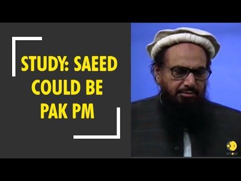 Study: Hafiz Saeed could be Pakistan PM