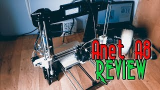 my first impresion of anet a8 cheapest diy 3d printer
