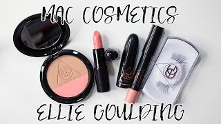 MAC x Ellie Goulding Collection
