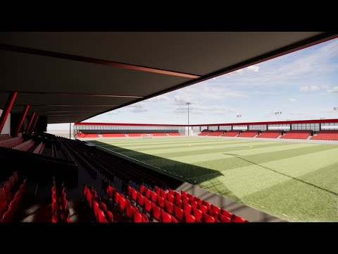 Sligo Rovers publish Masterplan with redeveloped Showgrounds and new academy at heart of project