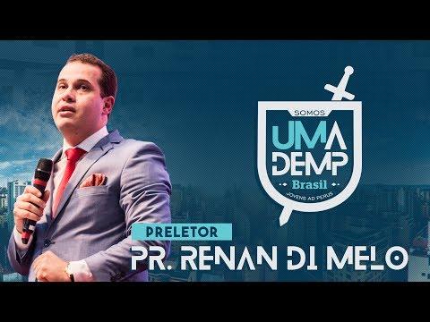 UMADEMP Brasil 2017: Pr.  Renam di Melo