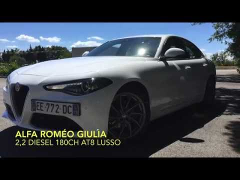 Alfa romeo giulia youtube for Alfa salon de provence