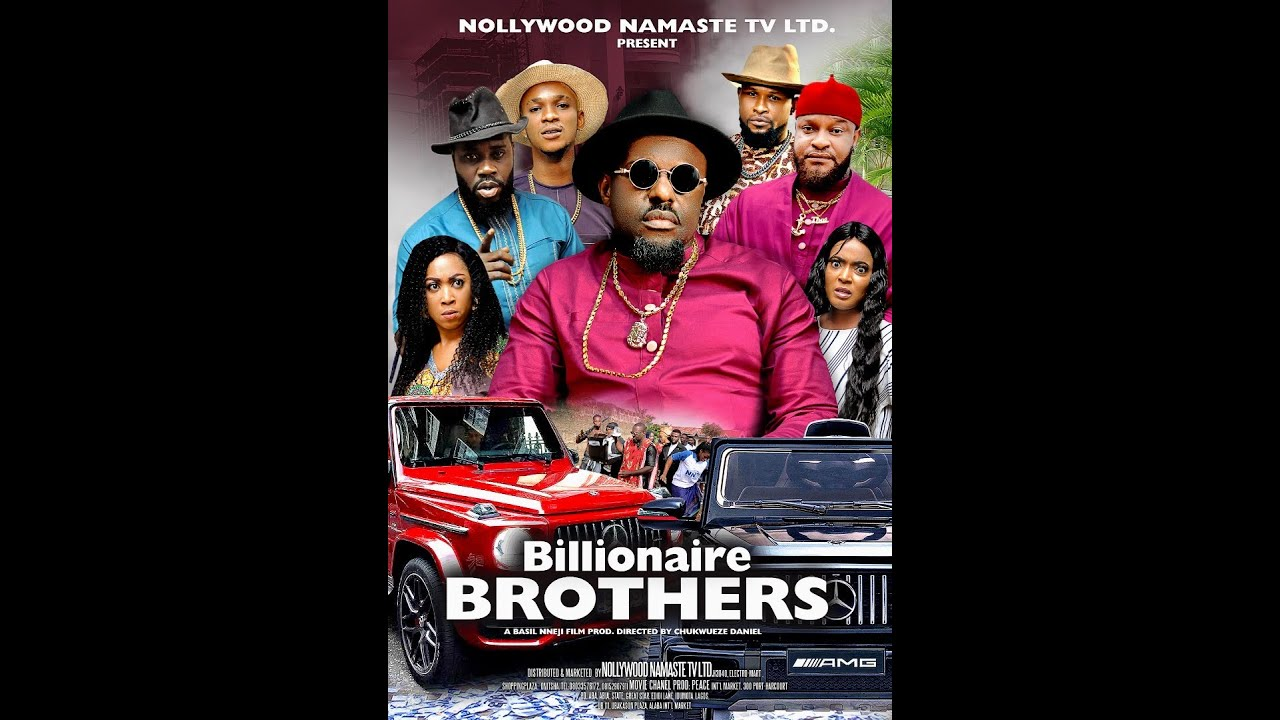 Download BILLIONAIRE BROTHERS
