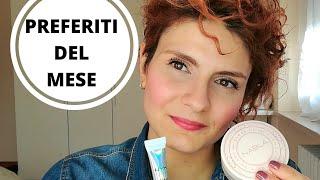 PREFERITI DEL MESE feat Cinzia di Mauro | Mamy