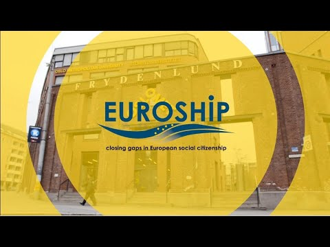 Presenting the EUROSHIP project - video 1