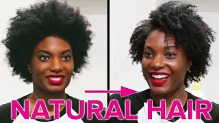 People With Natural Hair Get Perfect Curls