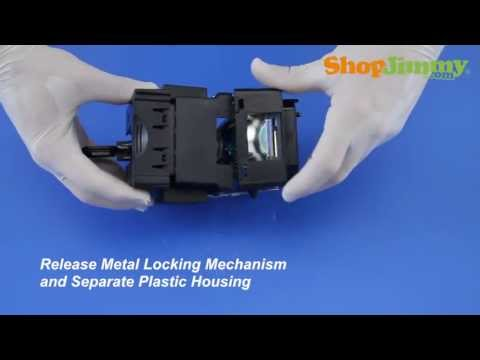 SAVE MONEY Sony XL-5100 Bulb Replacement Guide For LCD Projection TV Lamp