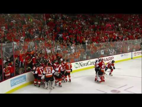 Philadelphia Flyers 2010 Stanley Cup Finals - Game 3 Winning Goal
