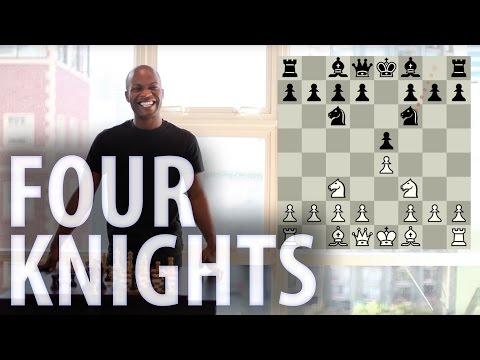 Chess Openings - Four Knights
