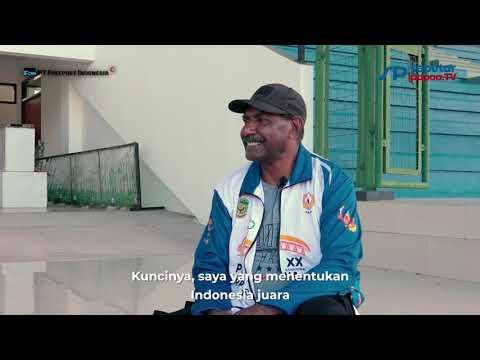 Kisah Yulius Uwe - Pemegang Rekor Dasalomba Indonesia