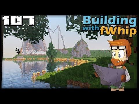 Building with fWhip :: UPDATE AQUATIC PREPARATIONS #107 MINECRAFT 1.12 Single Player Survival