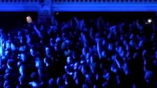 Laternen Joe (Die Ärzte) Unrockbar + No Future (ohne neue Haarfrisur) Zwickau Neue Welt 18.04.2011