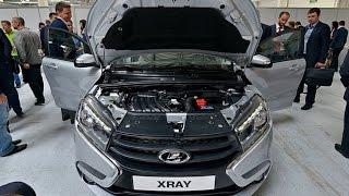 Lada XRAY полноценный тест драйв