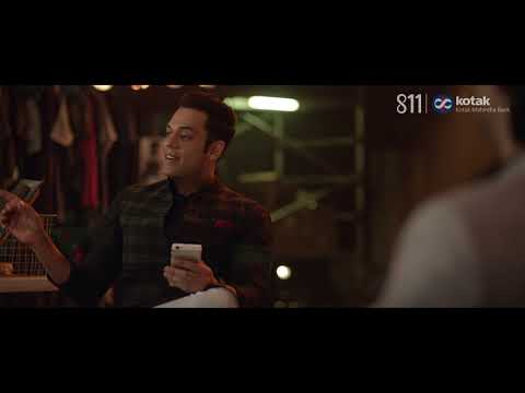 Open a Savings Bank Account  in Just 5 Minutes - Kotak 811