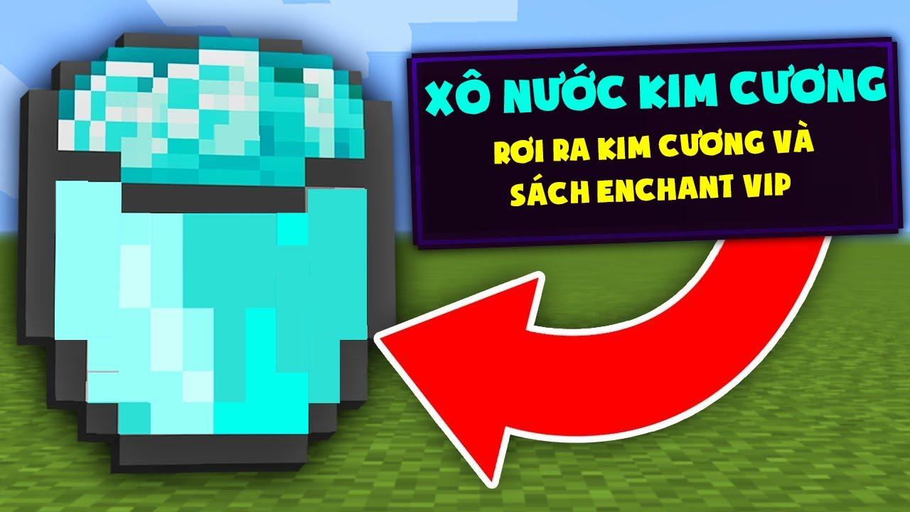 Minecraft, Nhưng Sở Hữu Xô Nước Vip Nhất!