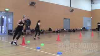 Victoria Police * Illinois Agility Test * Beep Test Training