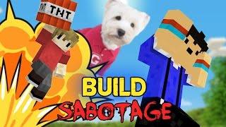 Attack of Grians Merch! - Build Sabotage