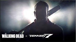 Tekken 7 - Season 2 Pass Reveal Trailer Featuring Negan - EVO 2018 | PS4 | XB1