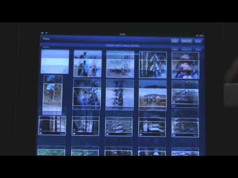 16 Avid Studio iPad Fotos und Videos vom PC auf das iPad kopieren mit der Photo Transfer app