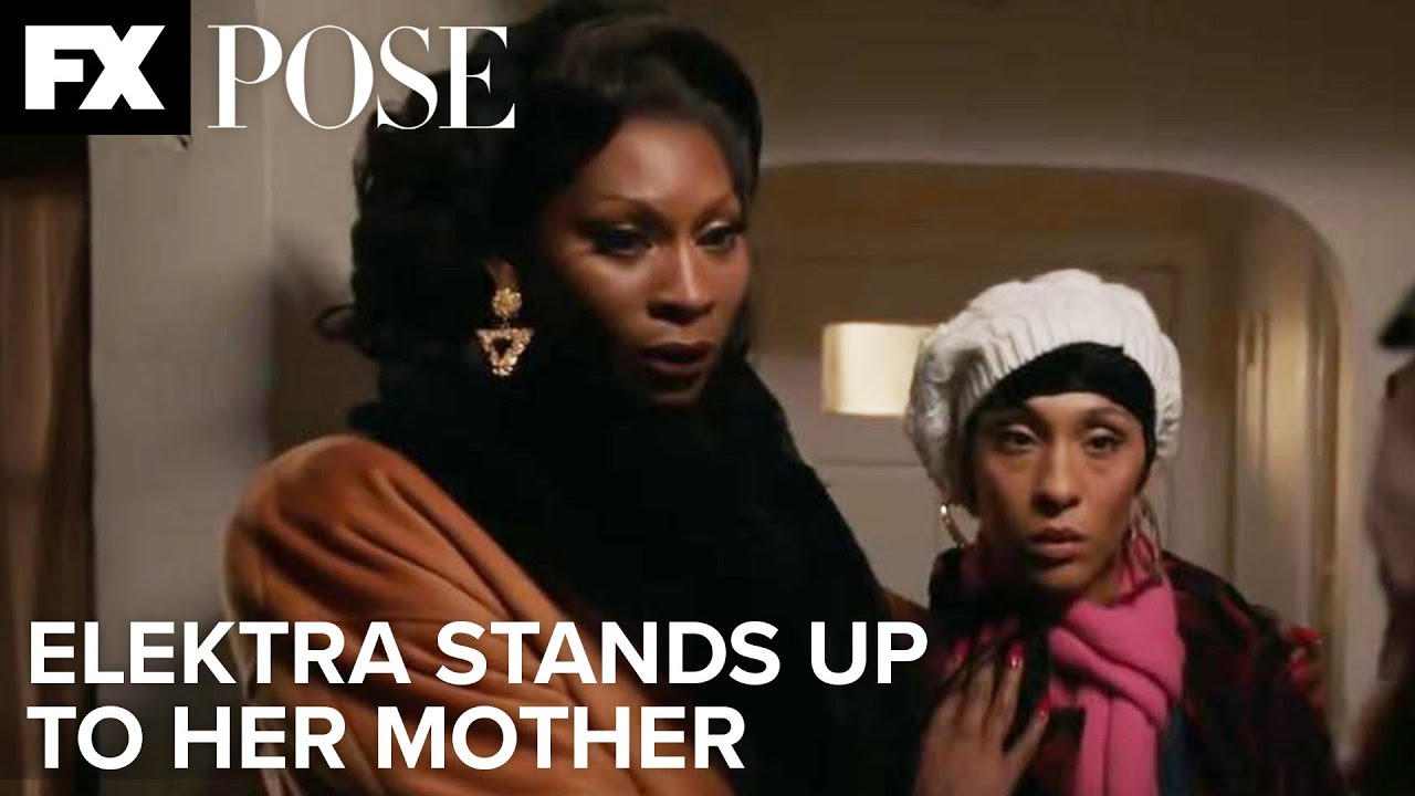 Download Pose   Can Elektra & Her Mom Find Common Ground? - Season 3 Ep. 3 Highlight   FX