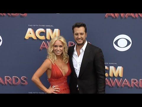 Miranda Lambert, Luke Bryan and more at 53rd Academy of Country Music Awards Red carpet