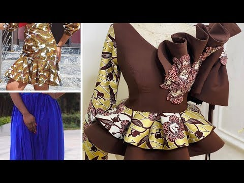 2020 #African Prints Dresses : For  African Queen Around The World