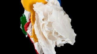 Анатомия решетчатой кости (os ethmoidale)