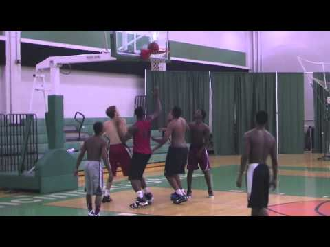 Open Gym Highlights: Devin Williams and Jo...