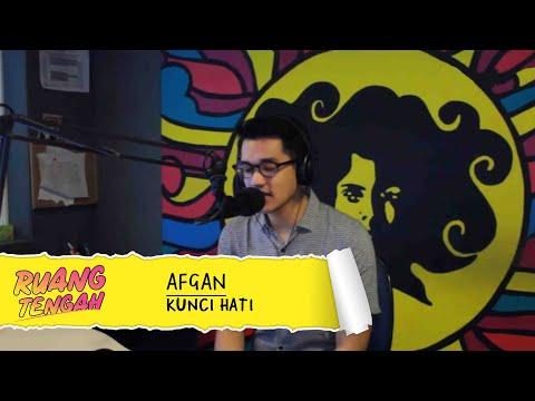 AFGAN - Kunci Hati (LIVE) at Ruang Tengah Prambors
