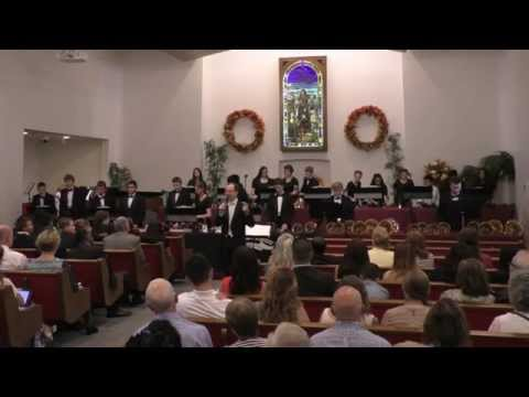 Mesa Grande Handbells and Chorale - October 17, 2015