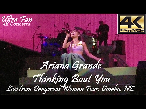 Ariana Grande - Thinking Bout You Live from Dangerous Woman Tour Omaha
