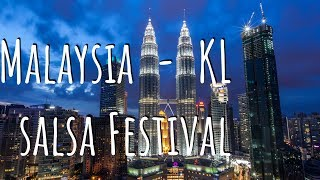 Latin Festival in KL, new video quality, best host ever! |Follow Mike in Malaysia