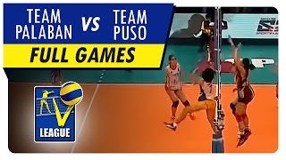 Shakey's V-League Season 13: All Star | Team Palaban vs Team Puso | Set 4 | November 20, 2016