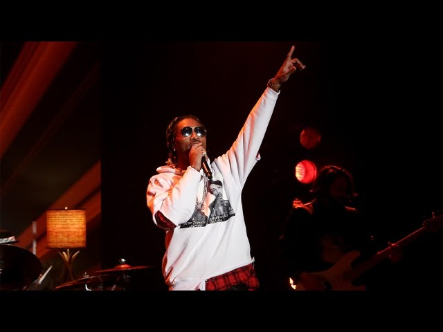 Future Performs 'Incredible' On Ellen Show