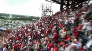 A Taste of the 6th Inning | 1st game NLDS 2011 | Main Line Phillies Fans