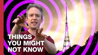 Five Things You Can't Do On British Television