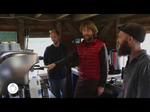 Hugo Hercod teaches Espresso - Coffee with The New Divide Episode 8