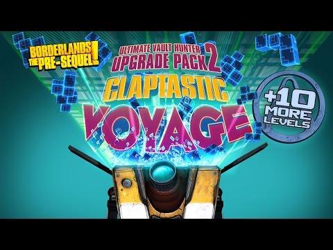 Borderlands - The Pre-Sequel - Claptastic Voyage - DLC Chapter 4 - System Shutdown (PC)