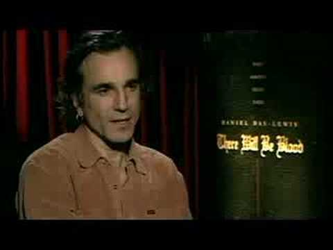 Daniel Day-Lewis Talks There Will Be Blood
