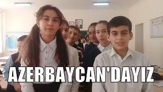 AZERBAYCAN KELİMELER TURNUVASI 3 (AZERBAYCAN'DA ÇEKTİK)