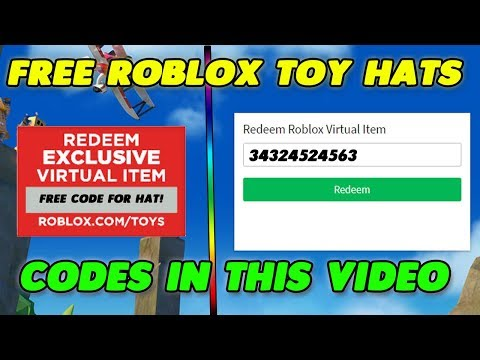 New Roblox Toy Code Giveaway Unboxing How To Redeem Roblox Toy
