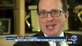 Encouraging men to seek mental health treatment